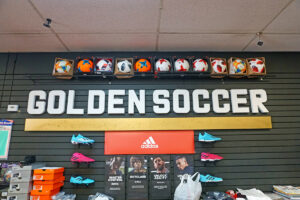 Golden Soccer Carrollton Checkout