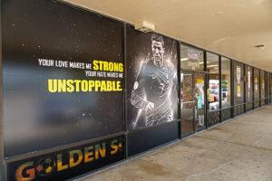 Golden Soccer Carrollton Front Window