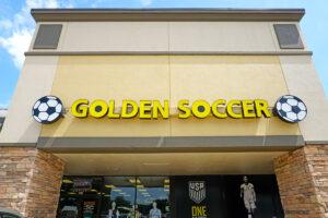 Golden Soccer Carrollton Storefront