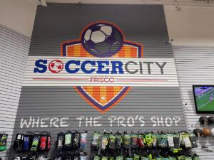 Soccer City Frisco Goalie Gloves