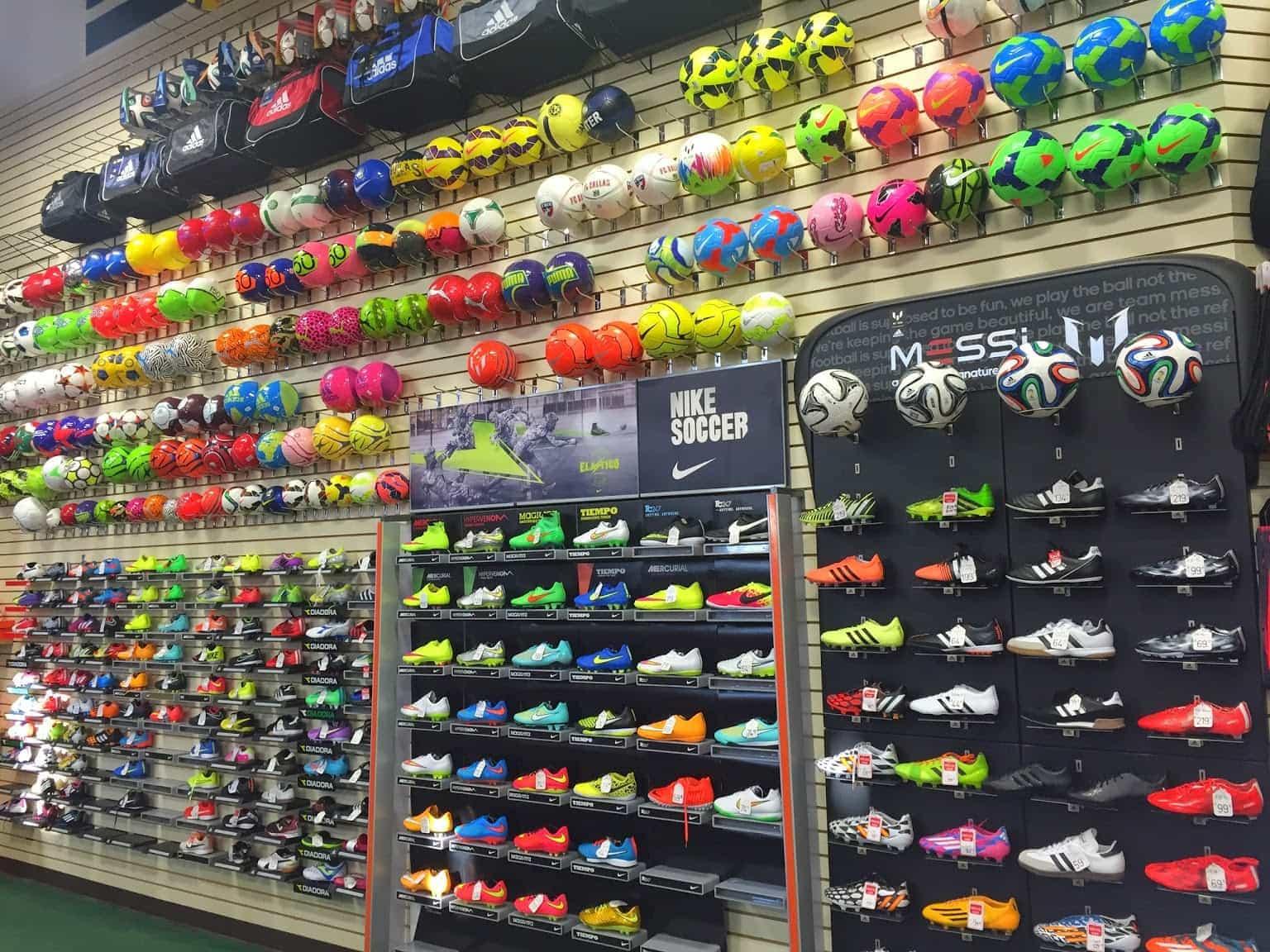 Refinería ramo de flores Desempleados  Soccer City Frisco - Store Hours, Directions & Reviews | Soccer Retailers