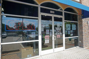 Soccer City Lewisville Entrance