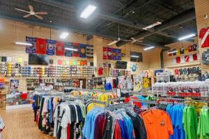 Soccer City Lewisville Inside