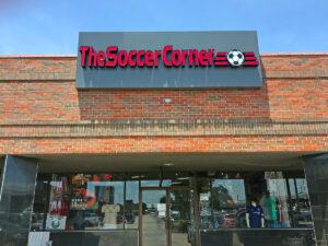 The Soccer Corner Central Austin Storefront